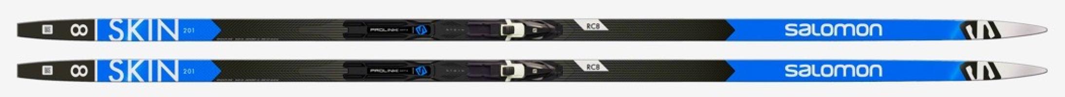 SALOMON XC RC8 * E SKIN PSP - Modell 2021/22