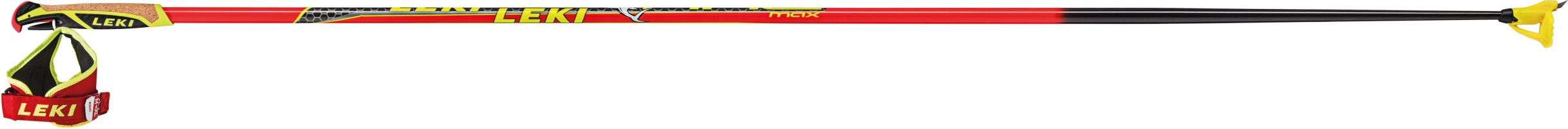 LEKI HRC MAX WORLDCUP (rot)  - Mod.2020/21 Langlaufstock