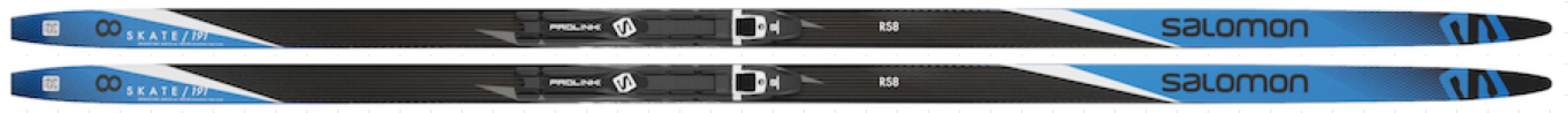 SALOMON RS8 SKATE - MODELL 2021/22
