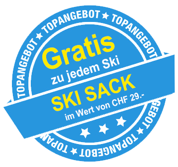 Button Gratis Ski SACK